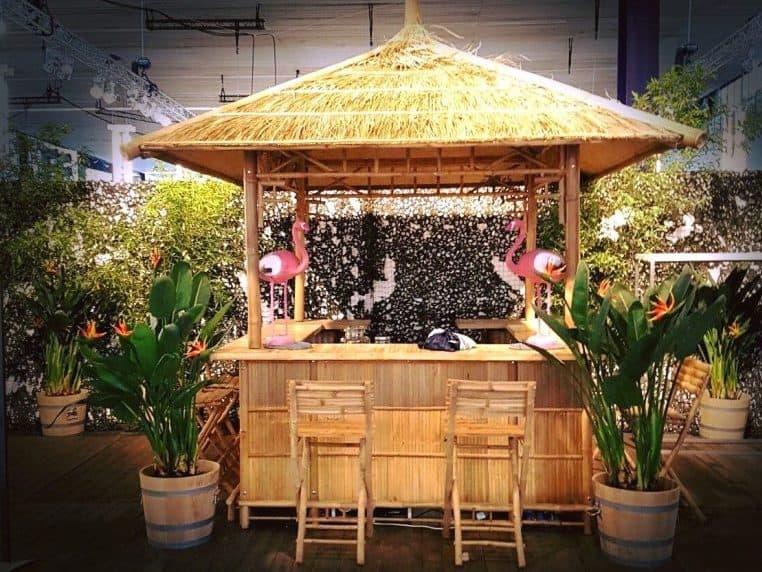 Tropisch evenement? Decoratie in tropische sfeer