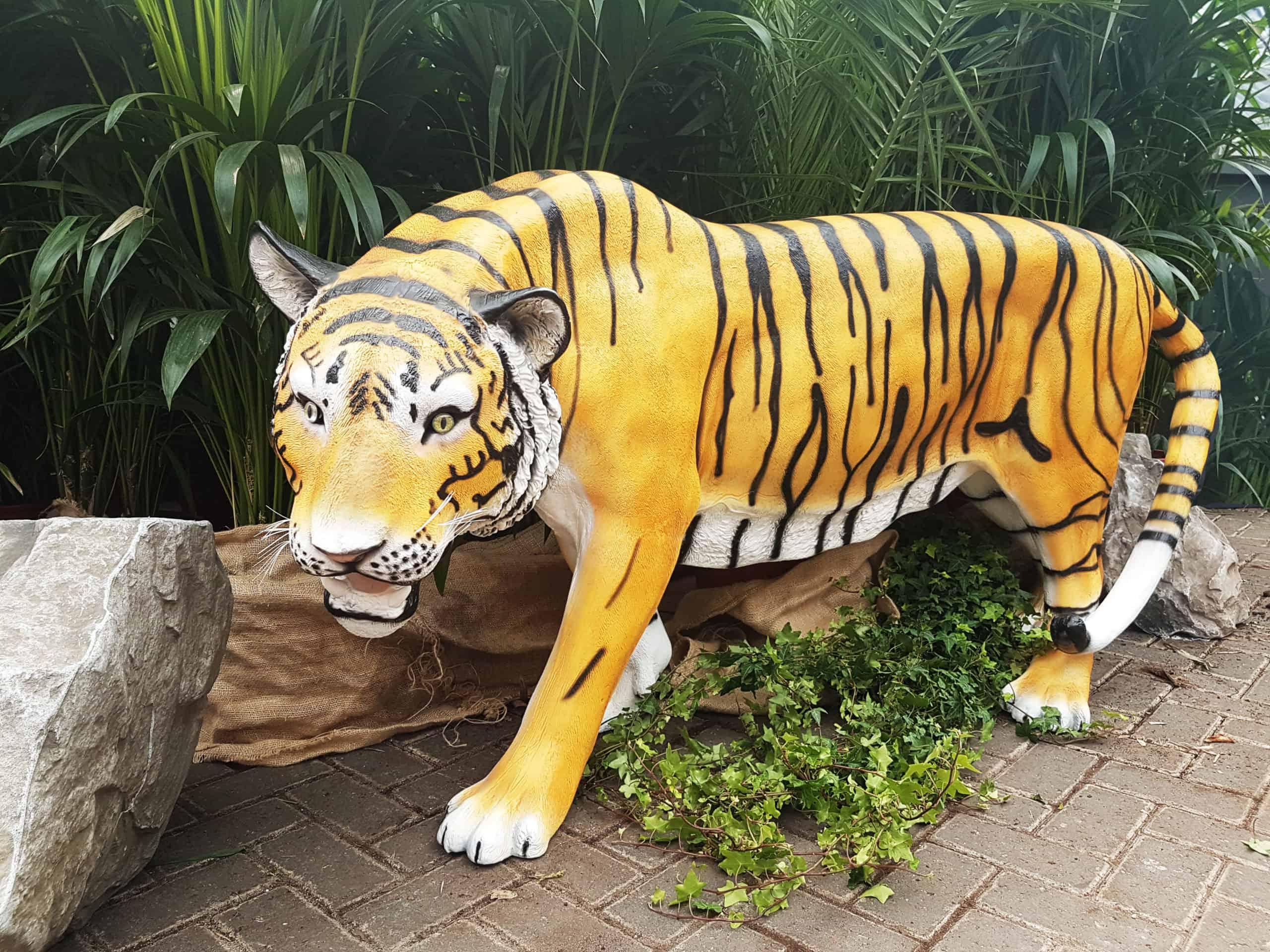 Jungle evenement? Decoratie in Jungle en Afrika sfeer